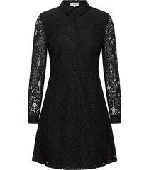 blomi dress dresses shirt dresses svart desires