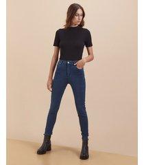 jean azul desiderata blue legging