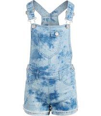 epic threads toddler girls tie dye shortall