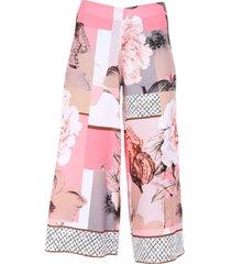 d.exterior 3/4-length shorts
