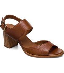 espadrilla sandaletter expadrilles låga brun billi bi