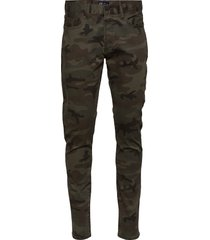 v-skinny canvas camo skinny jeans grön gap