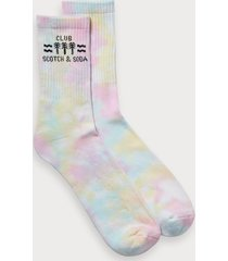 scotch & soda tie dye socks