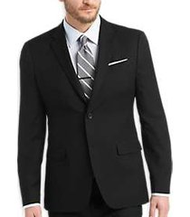 egara orange extreme slim fit suit black