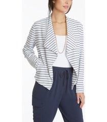 adyson parker striped lightweight jacket