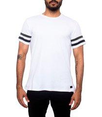 camiseta blanco frank pierce militar