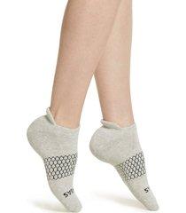women's bombas solid ankle socks