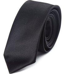 corbata frank pierce skinny tie  t1701 - negro