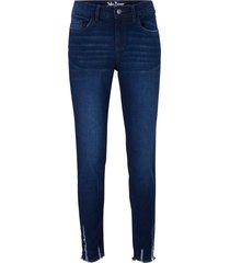 jeans elasticizzati morbidi  skinny (blu) - john baner jeanswear