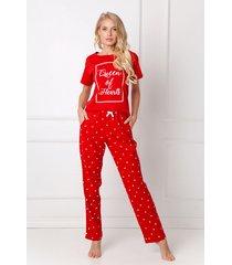 aruelle - piżama hearty long