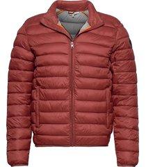 6209620, jacket - sdhailie fodrad jacka röd solid