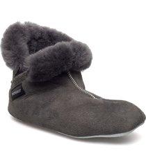 mariette slippers tofflor grå shepherd