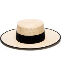 eliurpi cordobes straw hat - neutrals