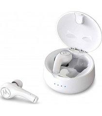 audifonos bluetooth motorola verve buds 500 true wireless - blanco