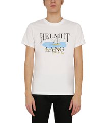 helmut lang hl ocean t-shirt