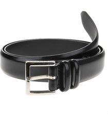 man black 3cm toledo classic belt