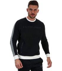 mens rival fleece amp sweatshirt