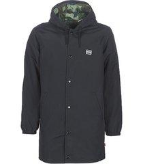 parka jas levis hooded coach's jacket