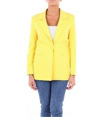 blazer women yellow