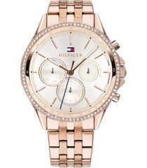 reloj tommy hilfiger 1781978 rosa -superbrands