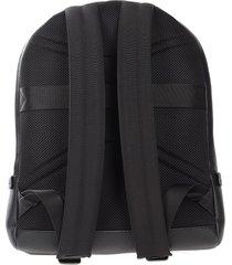 salvatore ferragamo classic zip-around backpack