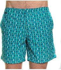 pantaloneta de baño hombre schooner fit bentota - blubarqué