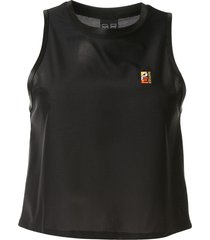 p.e nation full court tank top - black