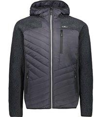 donsjas cmp padded fix hood hybrid jacket