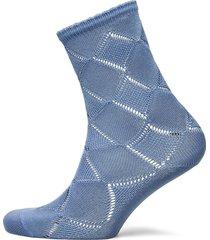 falke argyle corrosion so lingerie socks regular socks blå falke women