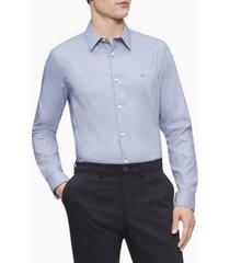 men's herringbone dobby button down shirt