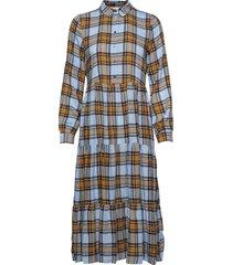 nualistrina dress knälång klänning multi/mönstrad nümph