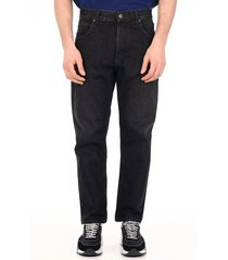 loewe tapered jeans in cotton