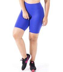 bermuda mama latina ciclista suplex azul