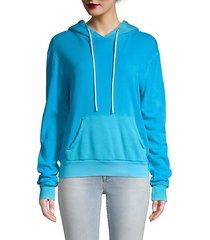 aspen cotton hoodie