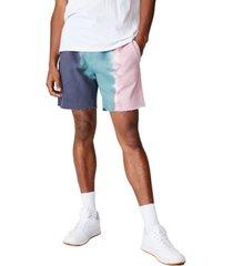 men's premium fleece shorts