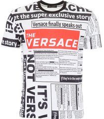 versace newspaper t-shirt