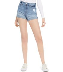 celebrity pink juniors' curvy jean shorts
