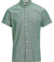 skjorta slhslimnolan-china shirt ss w