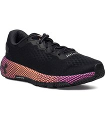 ua w hovr machina 2 clrshft shoes sport shoes running shoes svart under armour