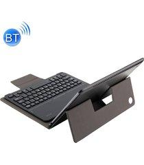 funda desmontable cuero con teclado bluetooth para huawei mediapad m5