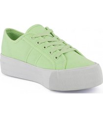 zapatilla ares verde north star