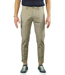 department 5 prince taupe chino trousers