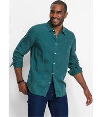 duurzaam overhemd van lyocell