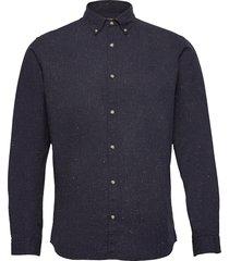 jprblalogo autumn shirt l/s sts skjorta casual blå jack & j s