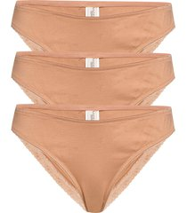bea briefs 3 pack trosa brief tanga beige underprotection