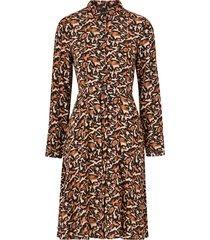 klänning vmcambria l/s short shirt dress