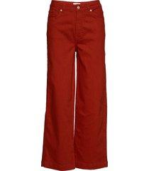 ludosa vida jeans röd minimum