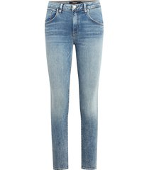 hudson women's barbara high-rise super skinny jeans - moving on - size 27 (4)