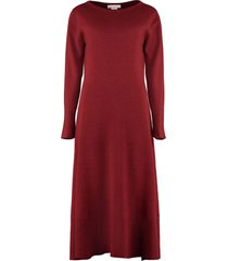 fabiana filippi knit midi-dress