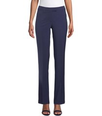 anne klein high-rise career pants
